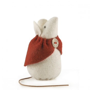 Little mouse red cape - Daisy