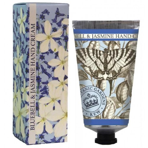 Kew Gardens Bluebell And Jasmine Hand Cream (75ml)