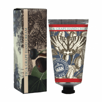 Kew Gardens Fig And Grape Hand Cream (75ml)