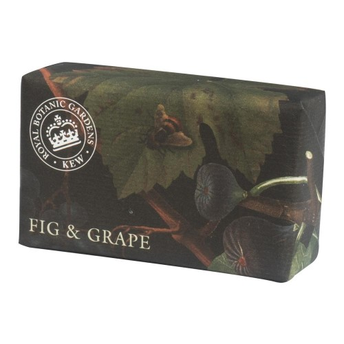 Kew Gardens Soap, Fig and Grape 200gm