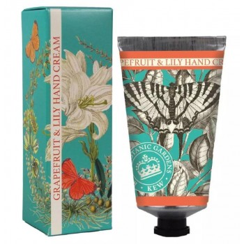 Kew Gardens Grapefruit And Lily Hand Cream (75ml)