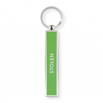 Stolen - Satirical Metal Keyring