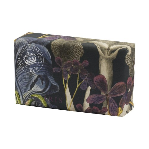 Kew Gardens Soap, Iris 200gm