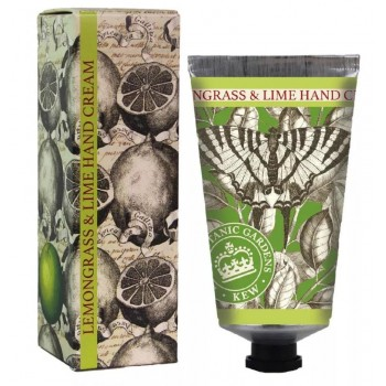 Kew Gardens Lemongrass & Lime Hand Cream (75ml)